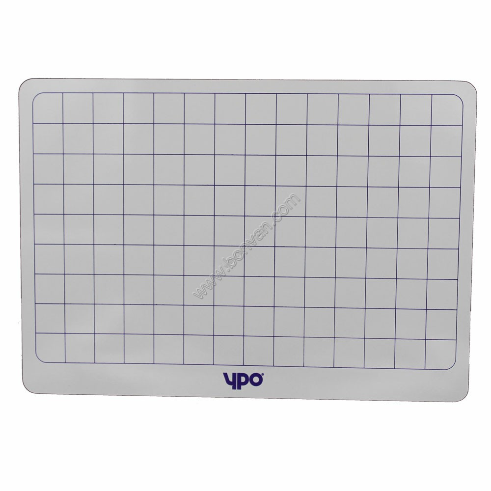 custom label 3mm dry erase lapboard whiteboard