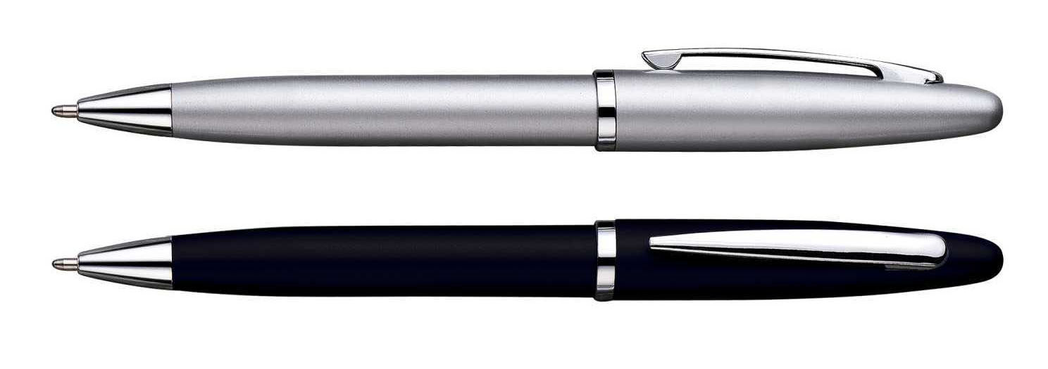 logo imprinted rotate oem metal ball pen