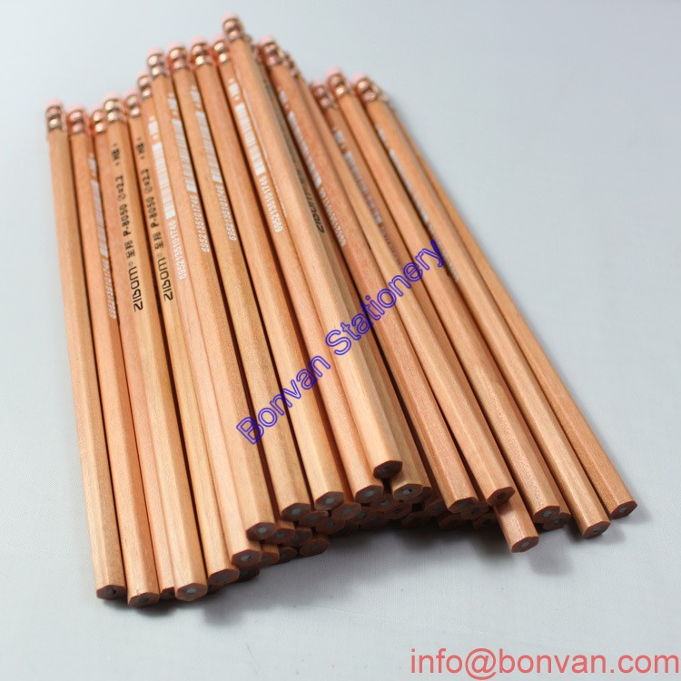 bulk sell low price cheap office wooden pencil